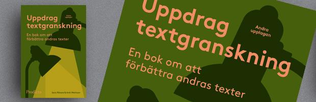 Uppdrag textgranskning
